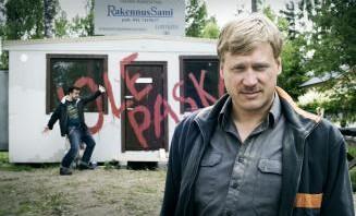 """Samuli Edelmann in """"Der Haussegen"""" (c) Finnish Film Foundation"""