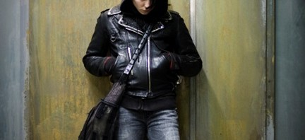 Lisbeth Salander (Noomi Rapace) (c) Yellowbird, Photo by Knut Koivisto