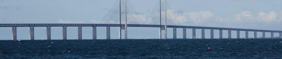 Die Öresund-Brücke