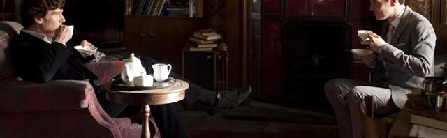 Meisterdetektiv trifft auf Meisterverbrecher © ARD Degeto/BBC/Hartwood Films 2012
