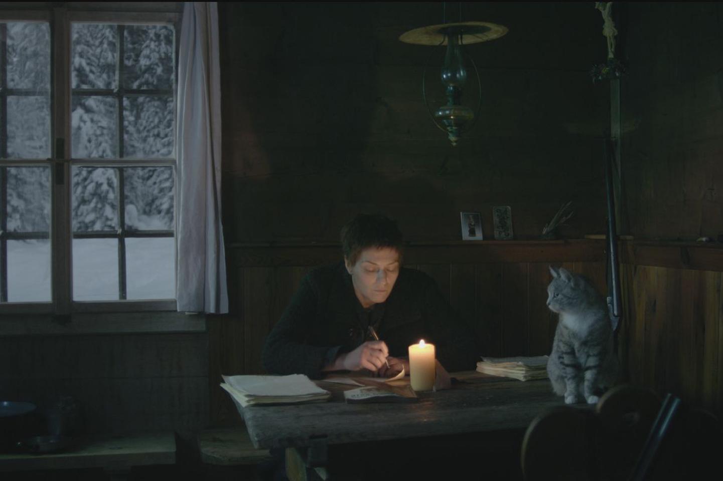 die schwierigkeiten bei einer literaturverfilmung ber die wand zeilenkino. Black Bedroom Furniture Sets. Home Design Ideas