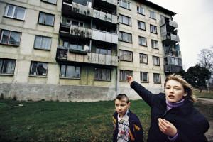 In der Hochhaussiedlung (c) Arsenal