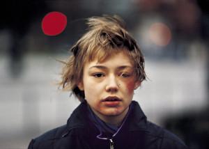 Lilja (Oksana Akinschina) auf der Flucht (c) Arsenal