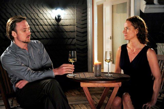 Thomas (Lars Eidinger) und Kerstin (Claudia Michelsen)  (c) Bild: WDR/C. Pausch