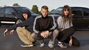 Martin (Jakob Oftebro), Nikolaj (Cyron Melville) und Signe (Danica Curcic) (c) DFI