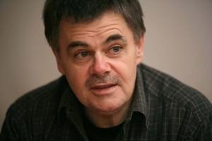 Gene Kerrigan (c) Derek Speirs